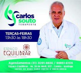 Carlos Souto Terapeuta