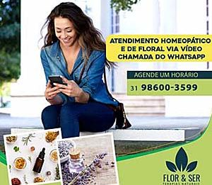 Flor e Ser Homeopatia