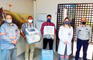 Covid-19: Usiminas recupera respiradores para Governador Valadares