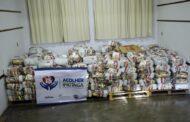 Projeto 'Acolher Ipatinga' recebe 400 cestas básicas