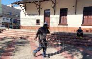 Estação Memória de Ipatinga recebe cerca de proteção