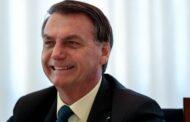 Bolsonaro lidera intenção de votos para 2022