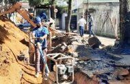 Obras de saneamento no Horto em Ipatinga serão retomadas