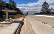 BR-381 tem mais 2,5 km de pista duplicada entregue