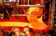 Produção brasileira de aço bruto tem queda de 13,9% até julho