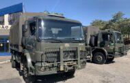 Equipe do Exército chega a Ipatinga para trabalhos de desinfecção