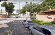 Obra gera desvio em rua do bairro Horto em Ipatinga