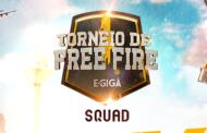 Giganet promove campeonato online de Free Fire