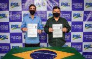 Gustavo Nunes apresenta o seu pré-candidato a vice-prefeito de Ipatinga