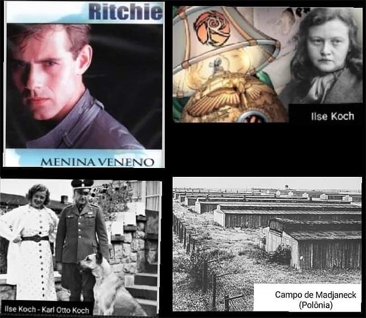 Quem era a Menina Veneno de Ritchie?