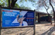 Atividades ao ar livre são retomadas no Parque Ipanema