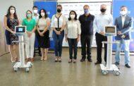 Fiemg Vale do Aço doa respiradores para hospitais de 24 municípios