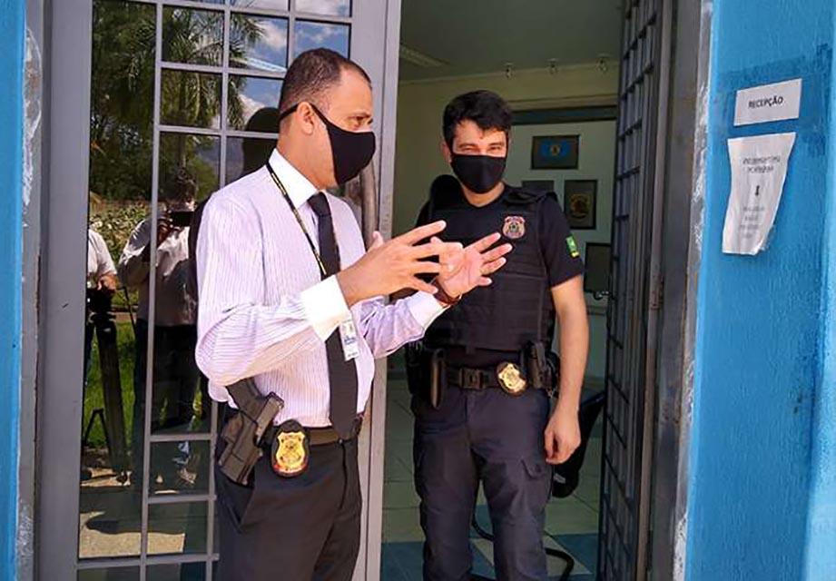 Polícia Federal de GV faz operação para combater migração ilegal