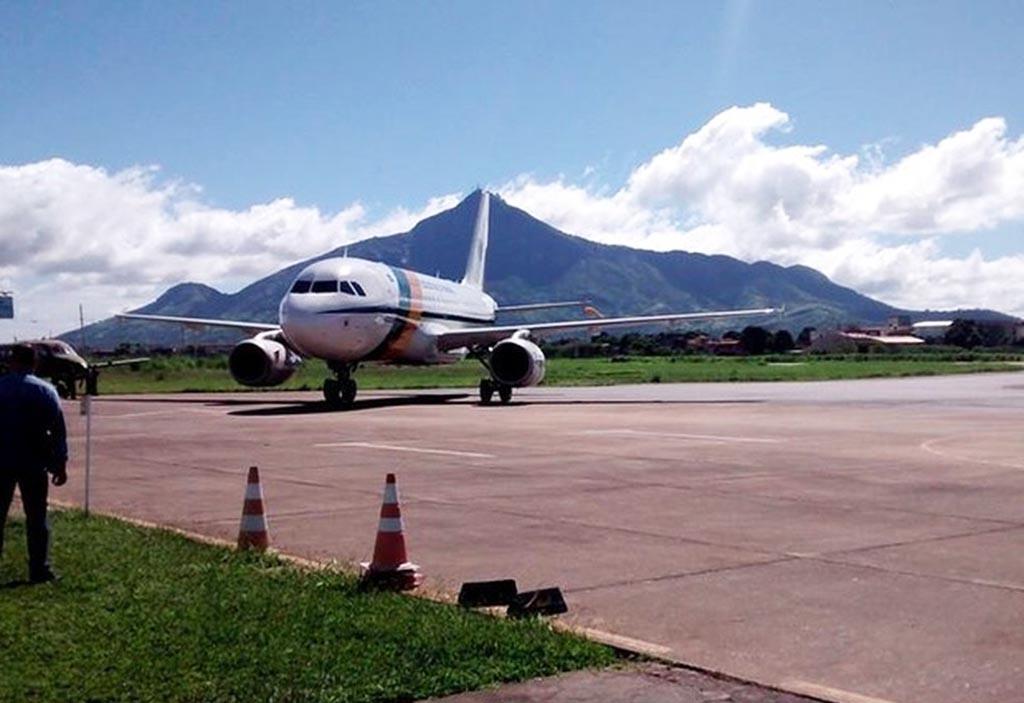 Ministério autoriza obras de reforma e ampliação do aeroporto de Valadares