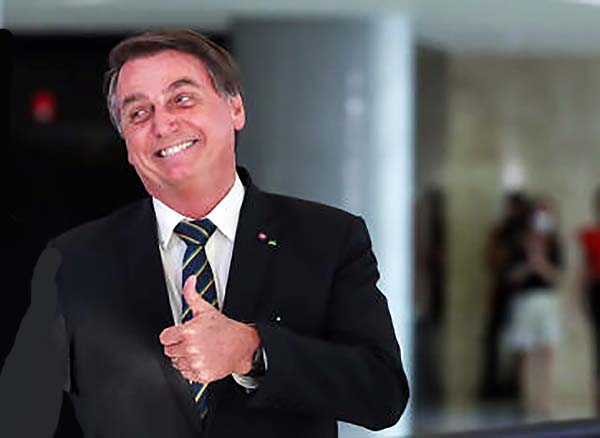 Popularidade de Bolsonaro passa para 52%