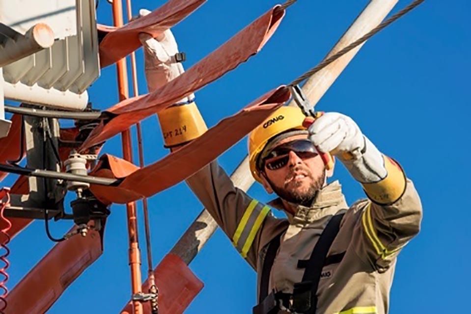 Fornecimento de energia elétrica será interrompido em Fabriciano na segunda
