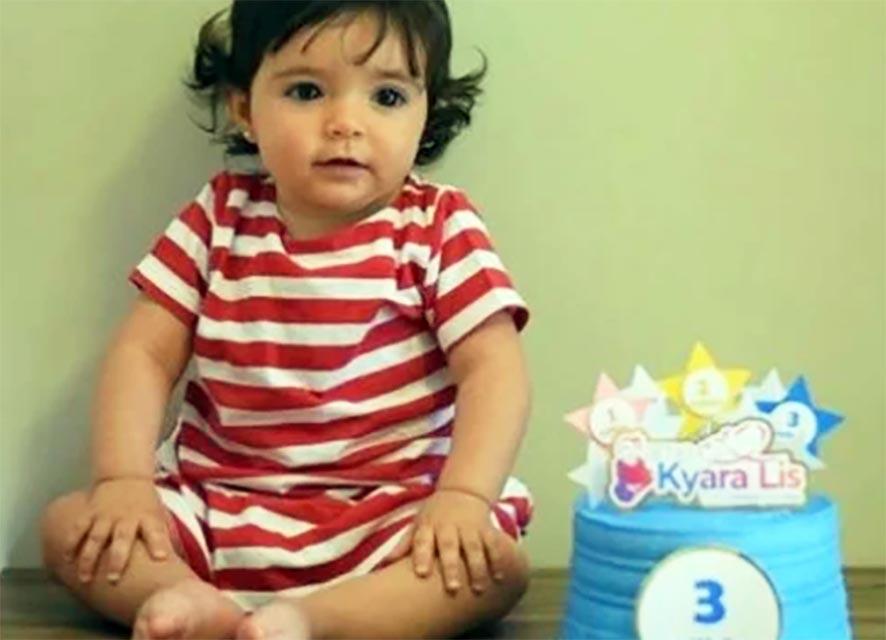 Criança com AME recebe recursos para remédio mais caro do mundo