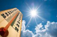 Onda de calor gera alerta de risco de morte
