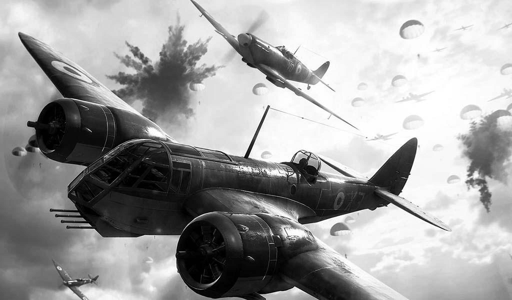 Quando Belo Horizonte se preparou para um ataque aéreo