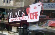 Black Week aquecerá o comércio do Vale do Aço