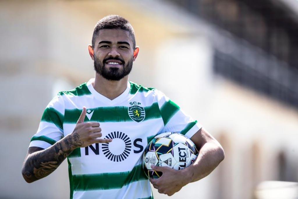 Sporting anuncia contratação do ipatinguense Bruno Tabata