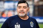 Maradona sofreu queda e bateu a cabeça dias antes de morrer