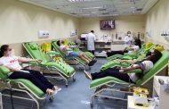 HMC realiza campanha para reforçar os estoques de sangue e salvar vidas