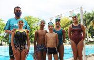 Usipa participa do Campeonato Nacional Virtual Mirim Petiz de Natação
