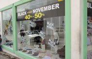 Pré-Black Friday já traz boa movimentação ao comércio do Vale do Aço