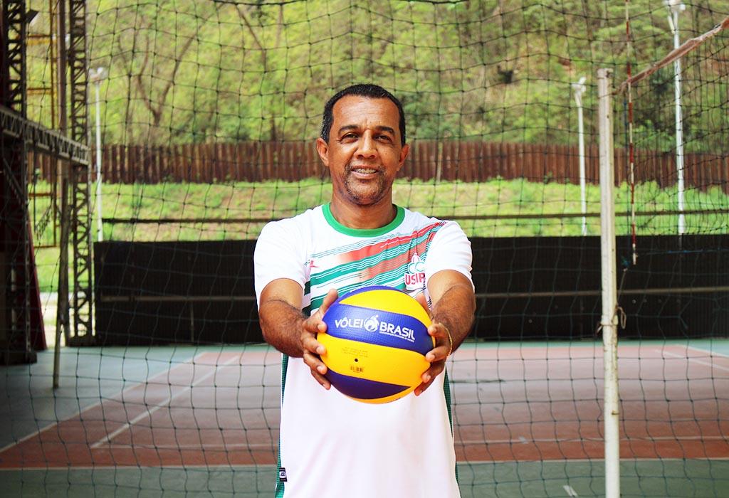 Técnico de voleibol da Usipa é convidado para Superliga C