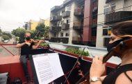 Circuito Comunidade leva Concerto de Natal para bairros de Ipatinga