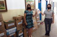 Aperam Bem Maior realiza doação de máscaras