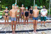 Atletas da Usipa participam de Campeonato Nacional Virtual de Natação
