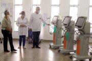 Timóteo recebe três novos respiradores para o combate à Covid-19