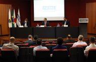 Arthur Lira se reúne com representantes da indústria mineira
