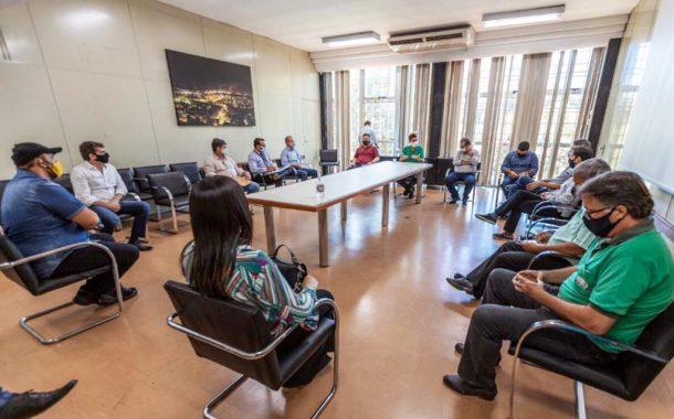 Ipatinga reúne lideranças e discute ações de combate à Covid-19