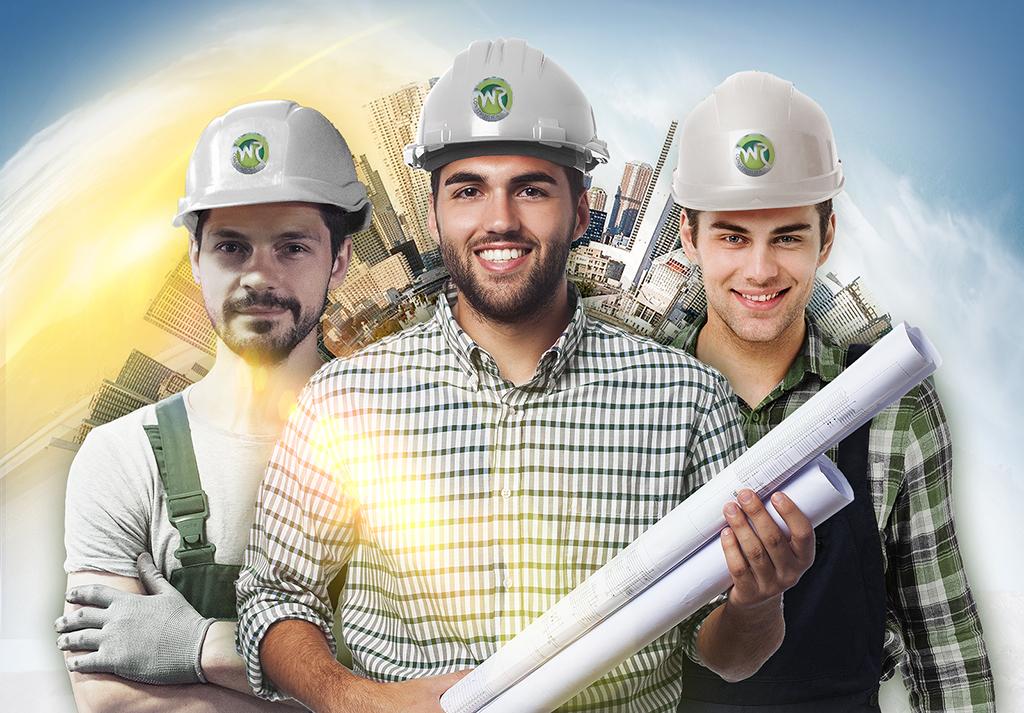 WR Construtora abre vagas para contratação de novos profissionais