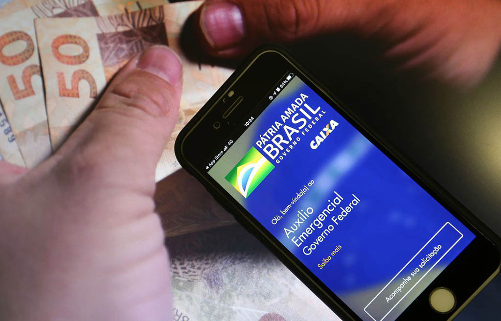 PF deflagra operação contra fraudes no auxílio emergencial