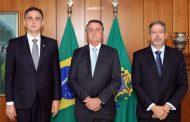 Bolsonaro apresenta lista com 35 propostas ao Congresso