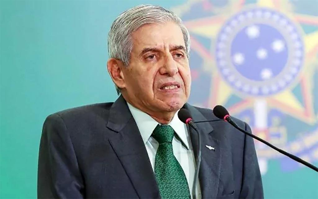 Bolsonaro nomeia general Heleno e Paulo Skaf para o Conselho da República