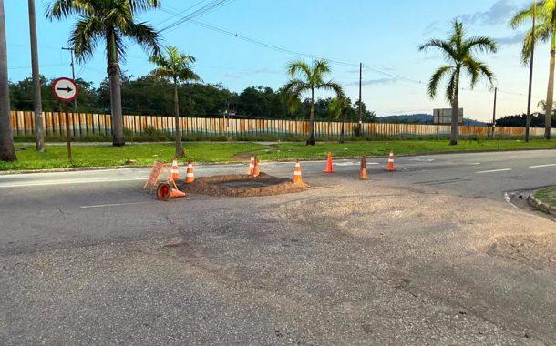 Trecho da BR-381 no Horto em Ipatinga será interditado para reparos