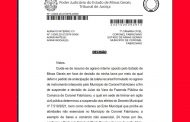 Justiça retorna Coronel Fabriciano à Onda Roxa