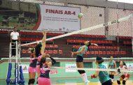 Usipa realiza Festival Adulto de Voleibol Feminino
