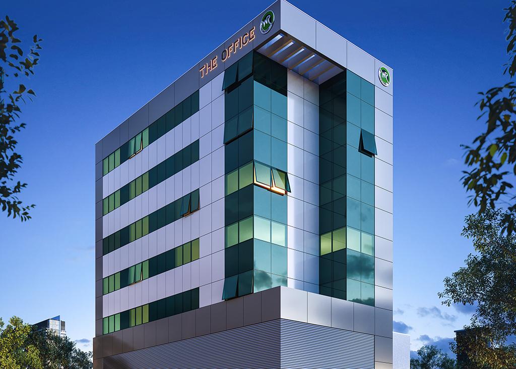 The Office é o novo lançamento WR de salas comerciais no Horto em Ipatinga