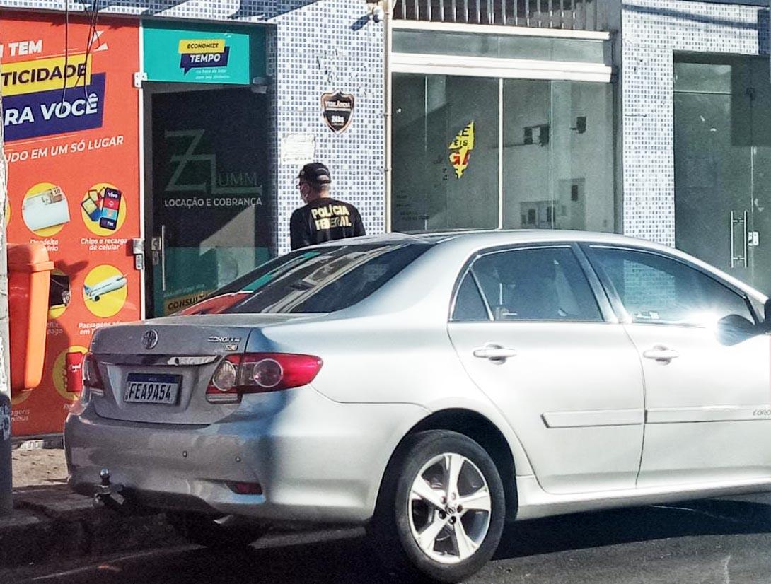"""""""Operação Baro"""" da Polícia Federal chega à Ipatinga"""