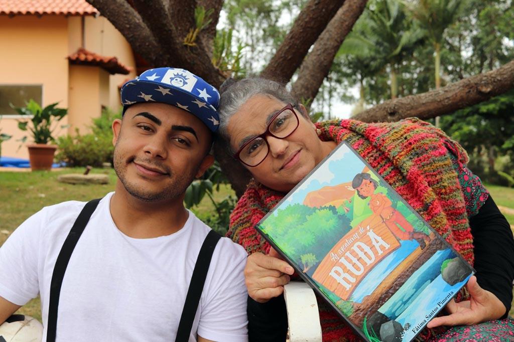 As aventuras de Rudá incentiva a leitura por meio do teatro