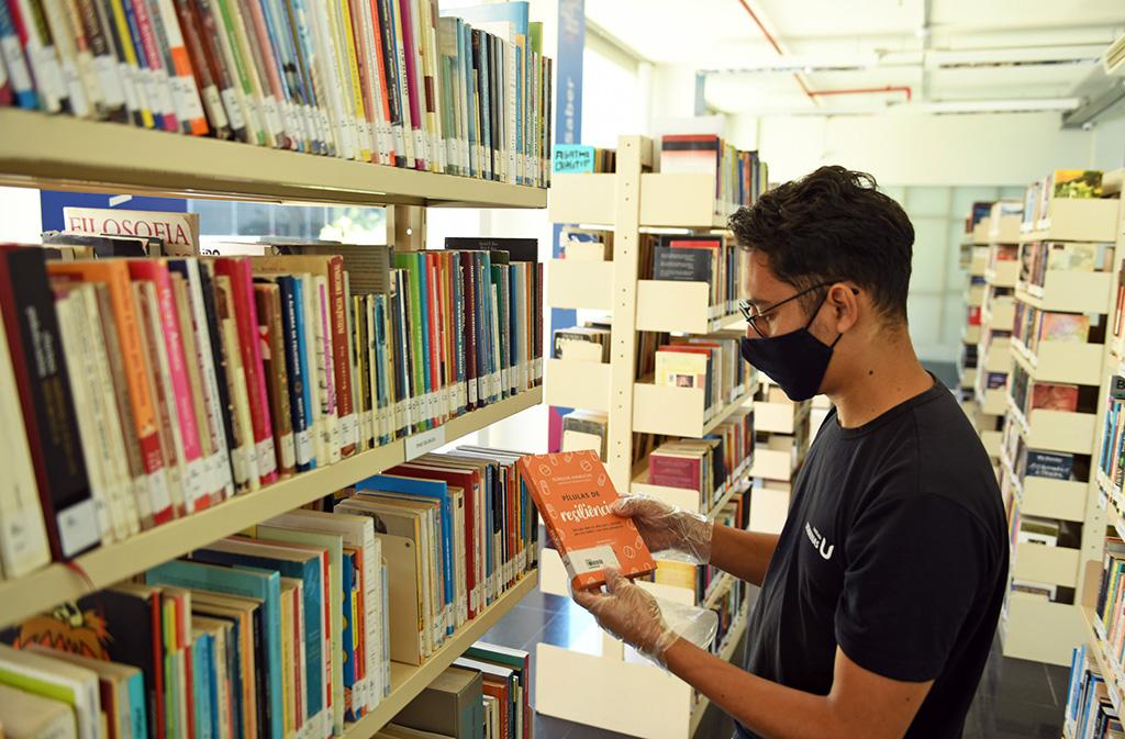 Biblioteca Central de Ideias comemora 16 anos com programação especial