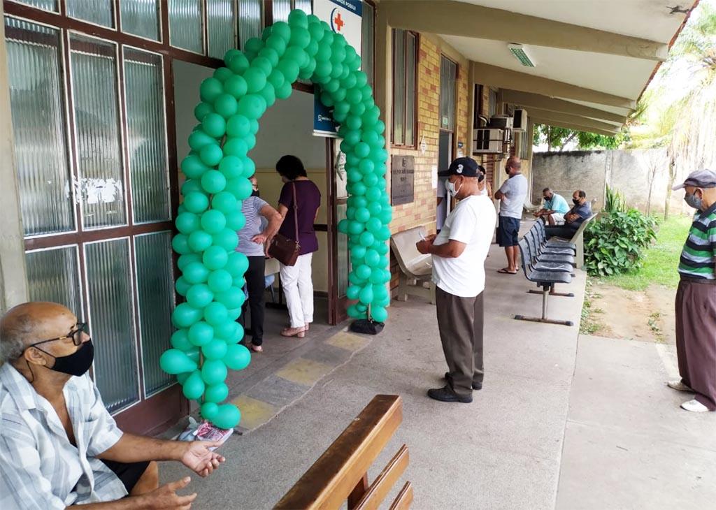 Covid-19: mais de cinco mil pessoas são vacinadas no Dia D em Ipatinga