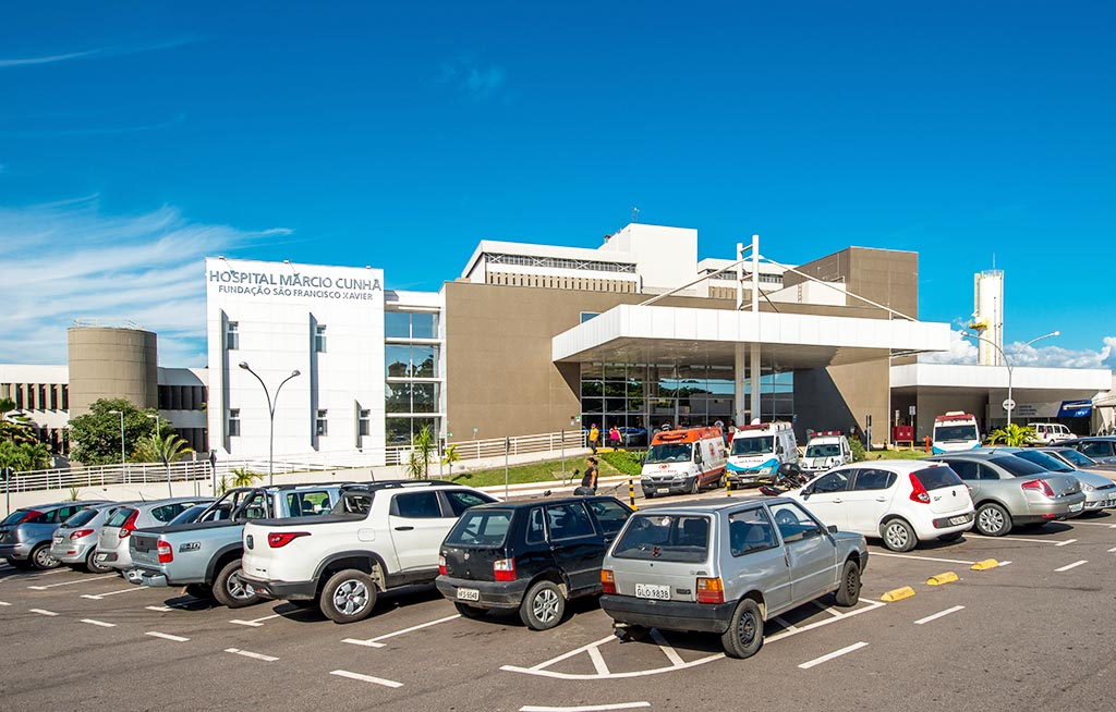 FSFX comemora 56 anos do Hospital Márcio Cunha