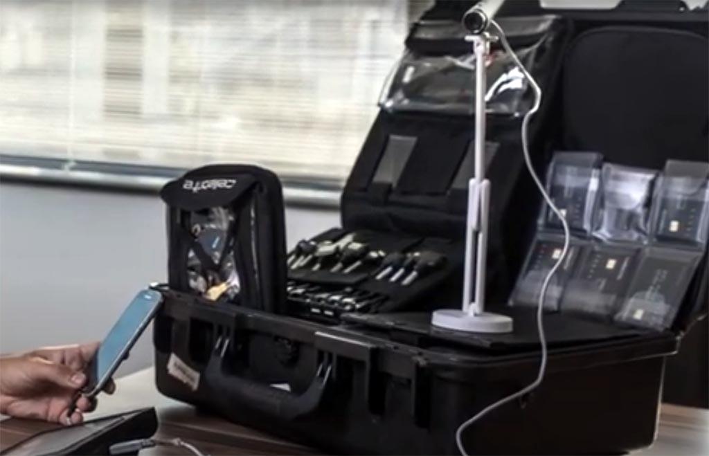 Inteligência alerta sobre grampo telefônico ilegal usadas contra membros do governo